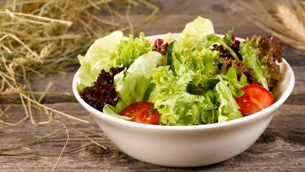 Kleiner Gemischter Salat