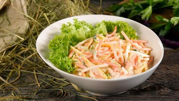 Karotten-Sellerie Salat