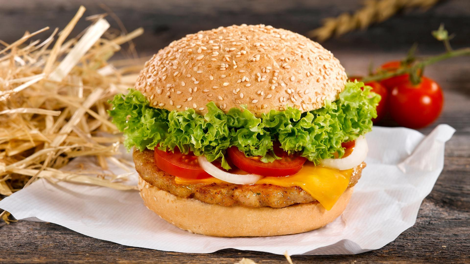 chickis burger