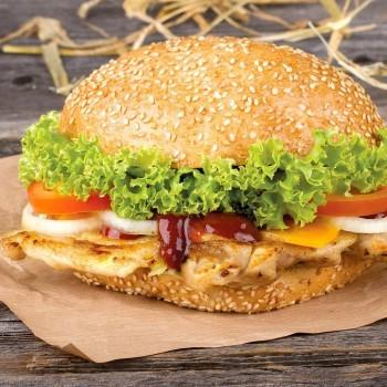 Chickis Royal Burger