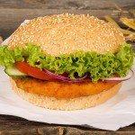 Chickis Vegi-Burger