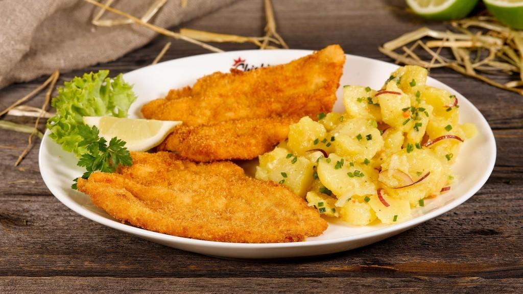 Chickis Hühnerschnitzel