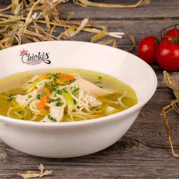 chickis hühnersuppe