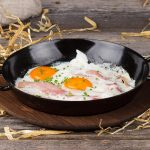 Chickis Ham & Eggs