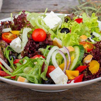griechischer salat chickis