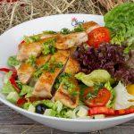 Mediteran Salat Chickis
