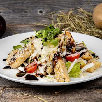 Caesar Salad Chickis
