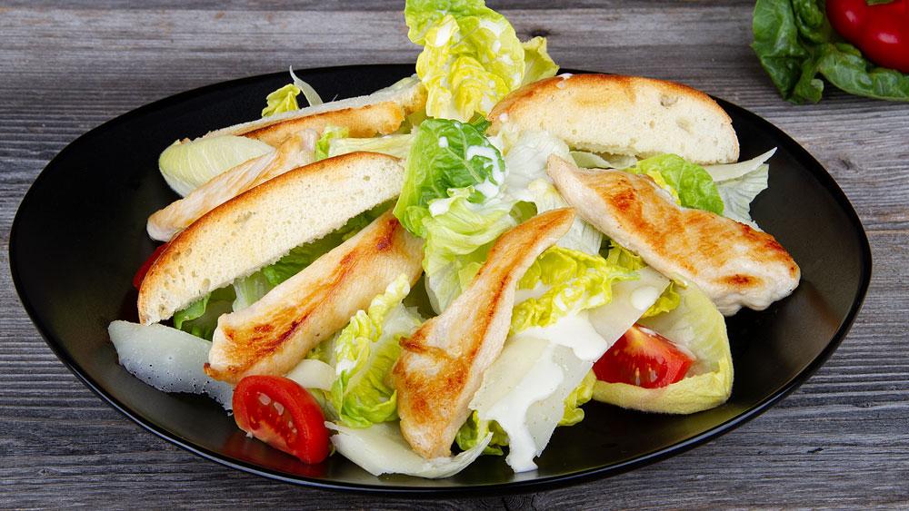Chickis Caesar Salad