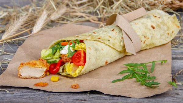 Chickis Deluxe Wrap
