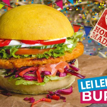 Lei Lei Burger Chickis